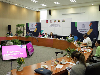 Guanajuato and 4 other states join for children and adolescents